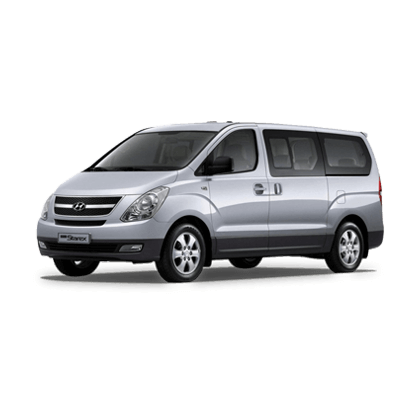Hyundai Starex AT