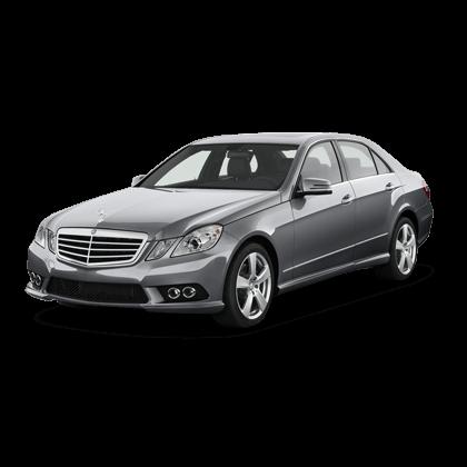 Mercedes E-class AT